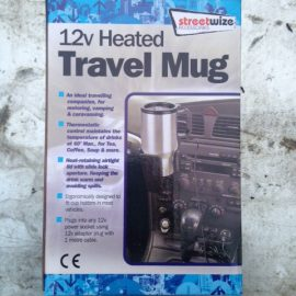 Streetwize 12v Heated Travel Mug