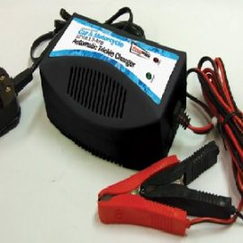 Streetwize 12v Trickle Battery Charger For Gel/Acid Batteries