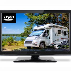 "Cello 22"" Full HD Traveller TV with DVD & Satellite Tuner"